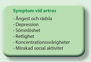 artros höft diagnos